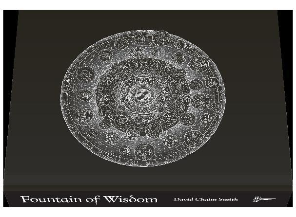 THE FOUNTAIN OF WISDOM: The Complete 13th Century Text with Commentary. [Reservations Being Accepted]. David Chaim Smith.