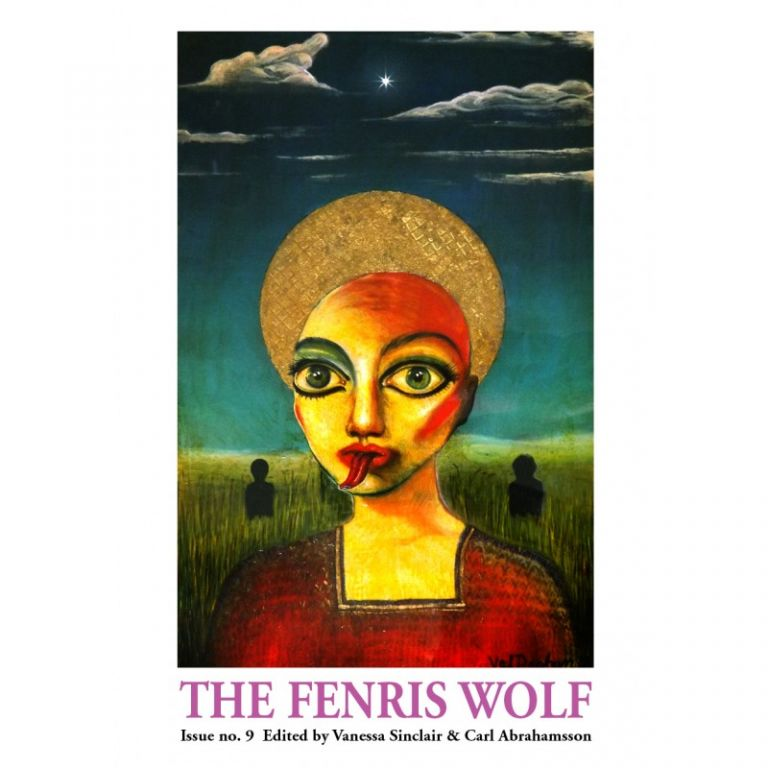 THE FENRIS WOLF, Number Nine. Carl Abrahamsson.