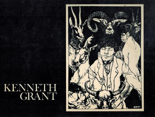 THE IMAGES AND ORACLES OF AUSTIN OSMAN SPARE. Kenneth Grant.