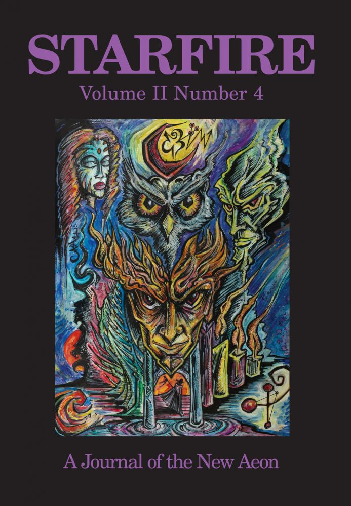 STARFIRE JOURNAL. Volume Two, Number 4. DeLuxe Edition. Michael Staley.