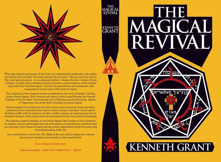 THE MAGICAL REVIVAL. First Paper Issue. [Reservations Being Accepted for November Delivery]. Kenneth Grant.
