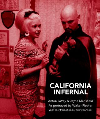 CALIFORNIA INFERNAL: Jayne Mansfield and Anton LaVey. The Mansfield Edition. Walter Fischer